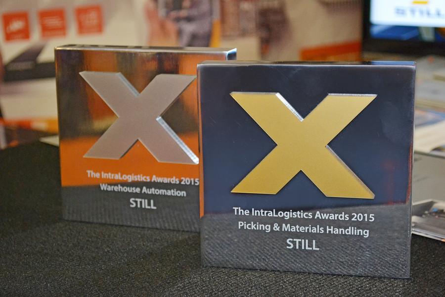 STILL wins two awards for innovative automated warehouse solutions